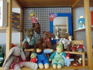 "Puppen, Stofftiere, ""anne krebs puppen"", ""Clemens Teddybären"", ""Nanchen Natur Puppen"""