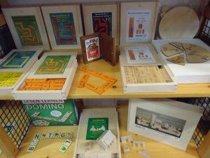 Abakus  Holz  Memories  Rechendomino  Würfelpuzzle
